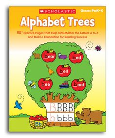 Look at this #zulilyfind! Alphabet Trees Workbook by Scholastic Teaching Resources #zulilyfinds