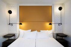 De geur van versgebakken brood komt je tegemoet in dit nieuwste boutique hotel in Barcelona Roomed   roomed.nl