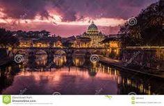 Risultati immagini per roma panorama tramonto
