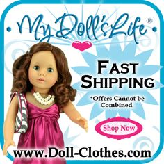Doll Diaries — News, photos, reviews and more about dolls of all kinds including American Girl, MyTwinn, Barbie, Groovy Girl and many more.