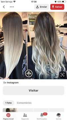 Long Hair Styles, Instagram, Beauty, Whoville Hair, Beleza, Long Hair Hairdos, Long Hairstyles, Long Hairstyle, Long Haircuts