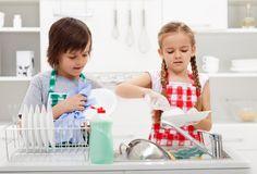 6 BIG Ways Your Children Benefit from Having Chores