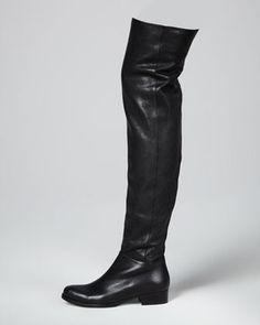 1eeb1d2ee39 Jimmy Choo Georgina Stretch Leather Over-the-Knee Boot