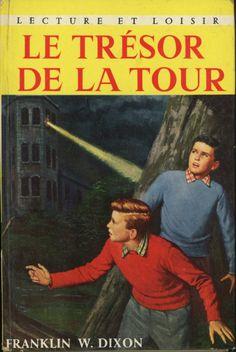 G. Kaye - Charpentier Lecture et Loisir Franklin W. Dixon Les Frères Hardy 1961