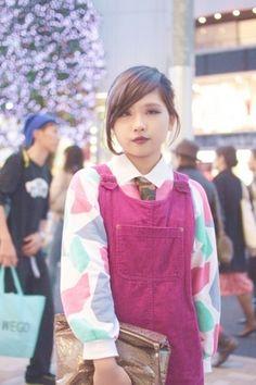 RT @yuutuntun: ブログを更新しました。 「昨日のメイクと私服さん。」→ http://flpbd.it/w2WWF