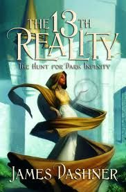 The 13th Reality #2 The Hunt for Dark Infinity by James Dashner