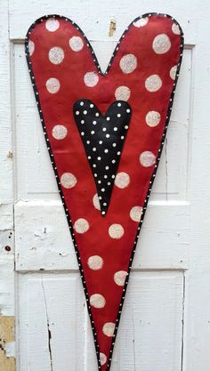 Valentine Door Hanger Suite 211 Frisco Mercantile