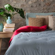 Edredon de algodón cuti blanco (400g) | HABITAHOME BEDROOMS