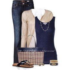 """""""Spring with Tory Burch"""" by stay-at-home-mom on Polyvore"""
