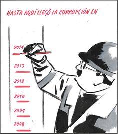 Superando marcas... Viñeta: El Roto - 2014-11-07 | Opinión | EL PAÍS
