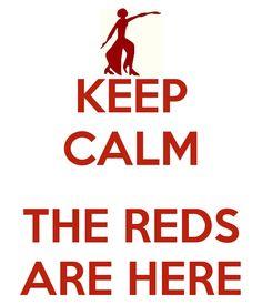I chose RED!