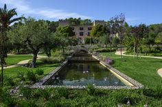 The Luxury Hotel in Mallorca ✦ Castell Son Claret ✦ Leading Hotels of the World ✦Enjoy an unforgettable holiday surrounded by nature ➤ Book now! We Go Together, Away We Go, Leading Hotels, Running Away, Luxury Travel, Swimming Pools, Spain, Places To Visit, Mansions