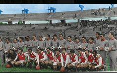 Independiente Santa Fe en la copa libertadores año 1967 :) (Foto) Fes, Santa Fe, Basketball Court, Sports, Breakfast Nook, Amor, Te Amo, Champs, Strength