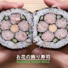 A gorgeous sushi bar! , A gorgeous sushi bar! Sushi Bar, Sushi Food, Vegan Sushi, Cute Food, Yummy Food, Japanese Food Sushi, Japanese Desserts, Bento Recipes, Sushi Roll Recipes