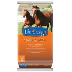 Nutrena® Life Design® Mare & Foal Horse Feed, 50 lb. - Tractor Supply Online Store