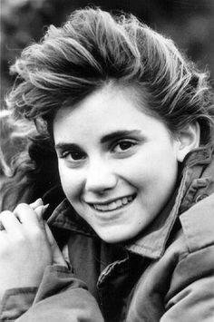 Kerri Green pre Goonies totally looks like Emma Watson from early Harry Potter Days