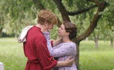 Marya (Jessie Buckley) found happiness with Nikolai Rostov (Jack Lowden)