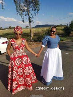 New Shweshwe seshoeshoe productions 2018 - Reny styles