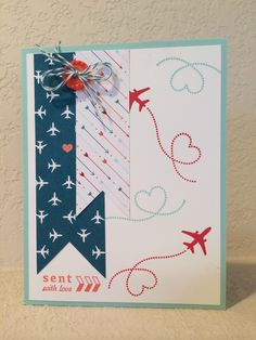 Sent with Love - Stampin' Up