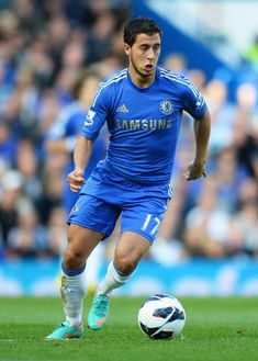 ~ Eden Hazard on Chelsea FC ~