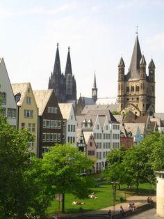 Cologne ~ North Rhine-Westphalia ~ Germany
