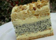 Poppy Cake, My Recipes, Favorite Recipes, Kitchen Hacks, Vanilla Cake, Cooking Tips, Banana Bread, Sweets, Meals