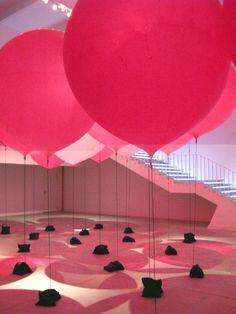 Jenny Marketou installation