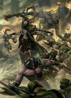 195 Best Drukhariynnari Images Dark Eldar Warhammer 40000 Game