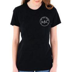 On the Road Adventure T Shirt Women Wanderlust T Shirt Mountains T-Shirt Women Hipster Travelling T-Shirt Nature Logo Tee Shirt T-shirt Logo, Cool Outfits, Fashion Outfits, Wanderlust, Travel Shirts, Outfit Goals, Outfit Ideas, T Shirt, Tees