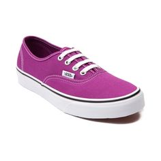 Shop for Vans Authentic Skate Shoe in Raspberry at Journeys Shoes.
