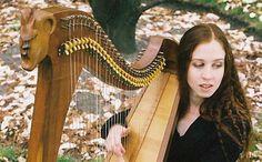 Cécile Corbel harpiste | Finistère Bretagne