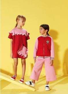 Fendi Kids Collection - Playful pattern and Bold Colours 3 Discount Kids Clothes Online, Cheap Kids Clothes, Kids Clothing, Clothing Stores, Kids Pop, Cool Kids, Toddler Fashion, Boy Fashion, Fashion Games