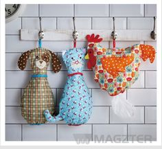 DIY plastic bag holder                                                                                                                                                                                 More