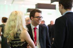 Two members of East Anglia finalist, TEMAG Pharma #networking away. #business #UKbusiness #smallbusiness