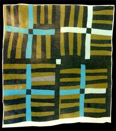 The Quilts of Gees Bend: http://www.smithsonianmag.com/arts-culture/geesbend.html ((Quilt by Lorena Pettway, Gee's Bend, Alabama)