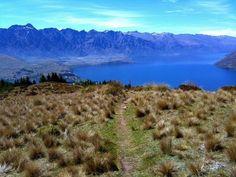 Beautiful, green travel destinations: New Zealand.