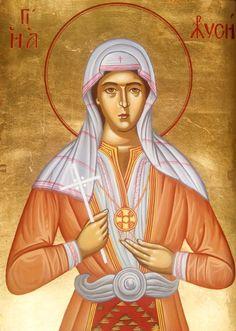 #saint, #saintchryssi, #neomartyr, #saintchryssitheneomartyr, #bysantine, #iconography, #greekiconography, #evapolart, #handmade, #handpainted, #handcrafted
