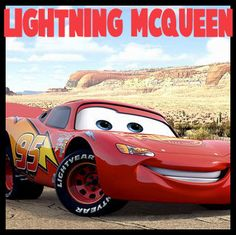 Step Lightning Mcqueen 350x350 How to Draw Lightning McQueen from Disney Cars Movie Lesson