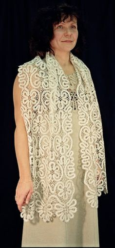Web Pics and Patterns - Blanca Torres - Picasa веб-албуми Web Pics, Bruges Lace, Romanian Lace, Bobbin Lace Patterns, Lacemaking, Point Lace, Irish Lace, Irish Crochet, Tunic Tops