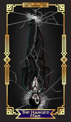 The Hanged Man - Ultimate surrender, sacrifice, being suspended in time, metamorphosis, egotism Part two of six in WKM tarot series. Markiplier Wallpaper, Markiplier Fan Art, Markiplier Memes, Cartoon Network Adventure Time, Adventure Time Anime, Darkiplier And Antisepticeye, Dying Of The Light, The Hanged Man, Epic Art