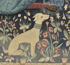 Tenture de la Dame à la Licorne : le Goût Medieval Tapestry, Medieval Art, Renaissance Paintings, Renaissance Art, Painting Inspiration, Art Inspo, Illustrations, Illustration Art, Unicorn Tapestries