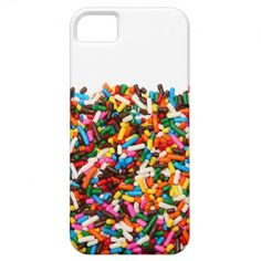 Sprinkles iPhone 5 Case.  $39.95