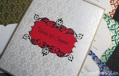 Indian Wedding Cards: Trends 2013 | Myshaadi.in#India#Wedding Cards#Marriage Invitations#Indian Weddings