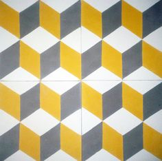 Geométrico Spanish design, ,Hydraulic Authentic Andalusian Tiles for both the floor and wall. MOD-111.A