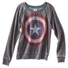 Captain America shirt