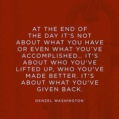 Quote About Giving Pictures quote about giving back denzel washington giving quotes Quote About Giving. Here is Quote About Giving Pictures for you. Quote About Giving fridays fantastic finds giving quotes quotes jim rohn. Quote About. The Words, Cool Words, Life Quotes Love, Great Quotes, Quotes To Live By, End Of Day Quotes, Awesome Quotes, Change Quotes, Positive Quotes