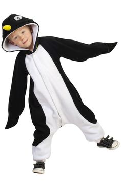 Penguin Toddler Costume for Halloween - Pure Costumes