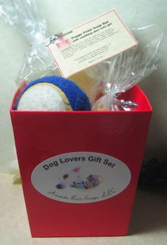 Dog Lovers Gift Set - $15 (Outbid Buddy Foundation Charity Auction ...
