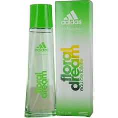 Launched by the design house of Adidas in 2005, ADIDAS FLORAL DREAM by Adidas for Women posesses a blend of: Gillyflower, Bergamot, Lily, Vanilla, Tonka Bean, Rose It is recommended for casual wear.