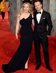 Kate Winslet et Michael Fassbender